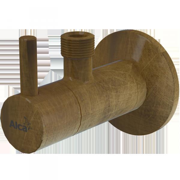 design eckventil 1 2 mit filter rund antic bronze 22 50. Black Bedroom Furniture Sets. Home Design Ideas