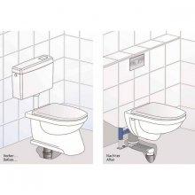 WC Versprungbogen